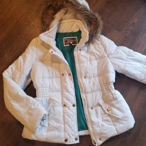 LIKE NEW! Womens Puffer Jacket